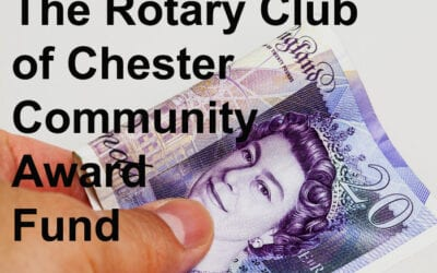 The Rotary Club of Chester Community Award Fund