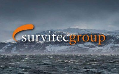 Survitec Announced as Main Sponsor